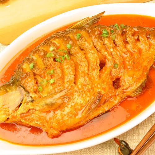 豉香武昌鱼