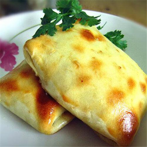 新疆特色烤包子