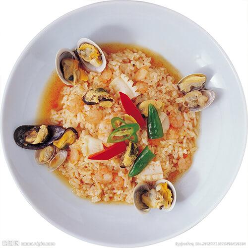 意式海鲜烩饭