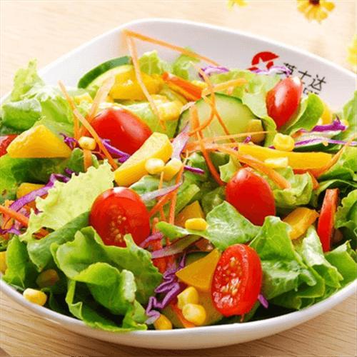 蔬菜水果色拉