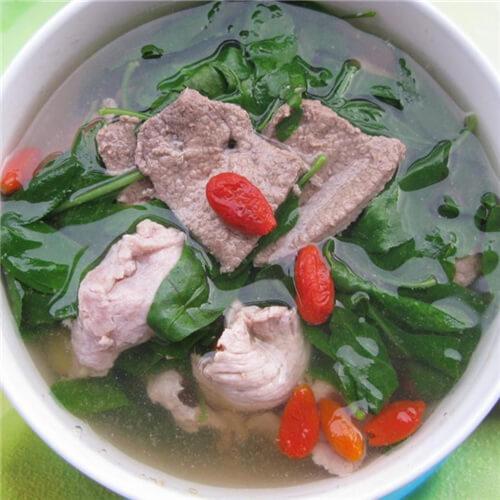 麦芽瘦肉汤