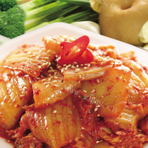 韩式辣白菜土豆炖鸡