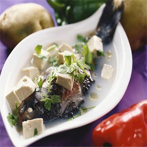 甘蔗橄榄煲鲫鱼汤
