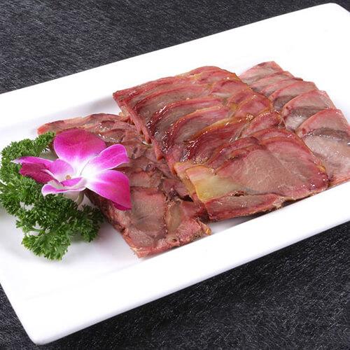 自制10香卤牛肉