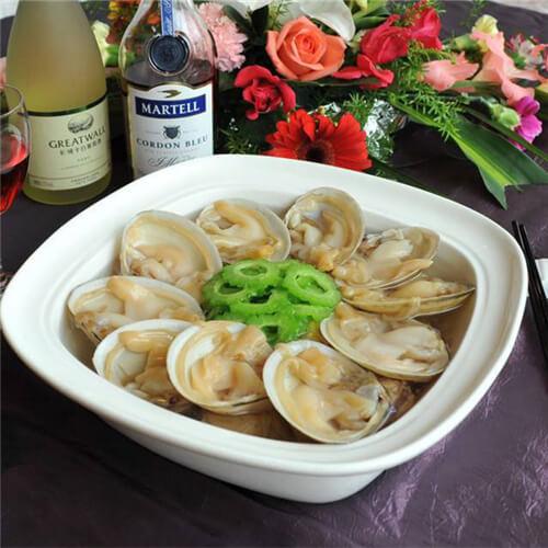 八角瓜海蚌汤