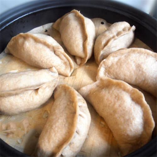 荞麦面蒸包