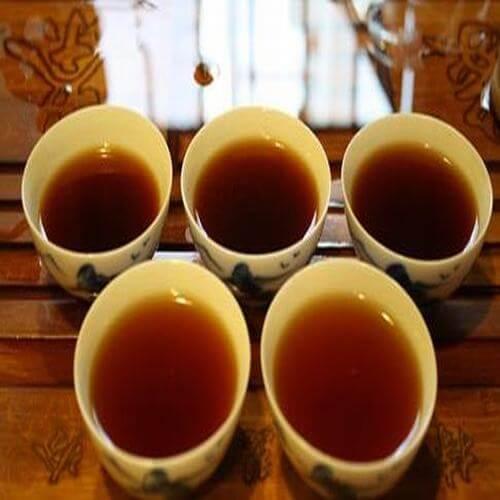 甜味中药茶