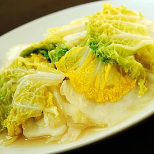 小炒黄心菜