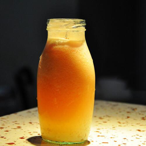 白甜瓜李子汁