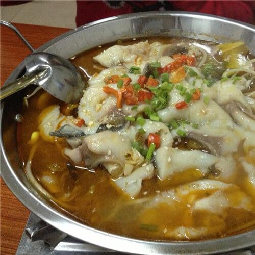 简版酸菜鱼
