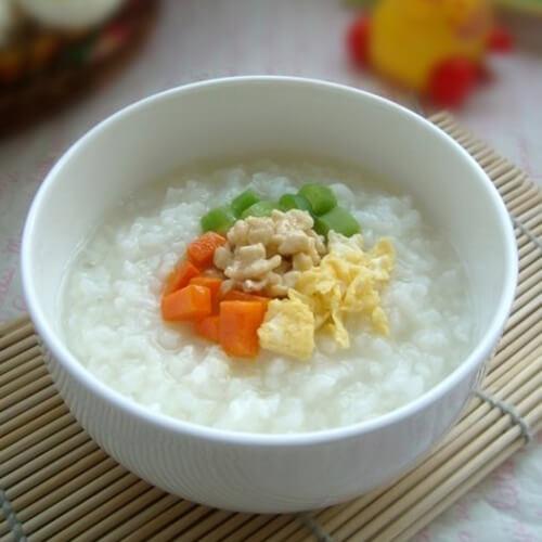 五彩粳米粥