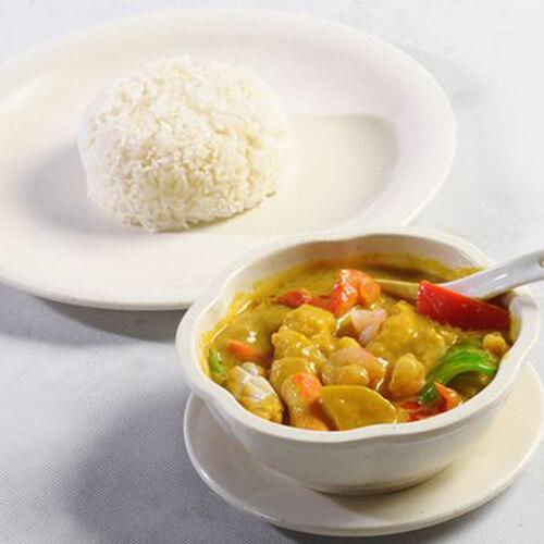 泰式海鲜饭
