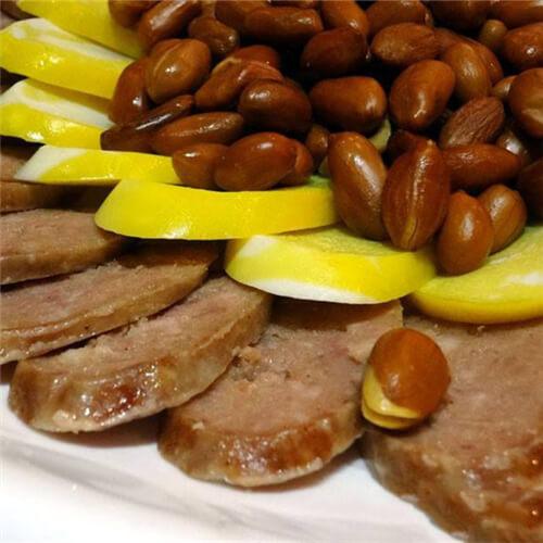 龙牙豆煮烧肉