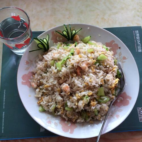 DIY炒饭
