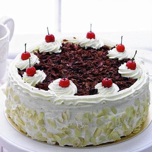 家庭版奶油蛋糕