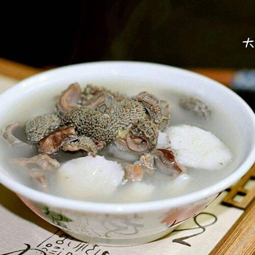 猪小肚养胃汤