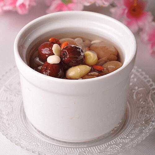 红枣阿胶瘦肉汤