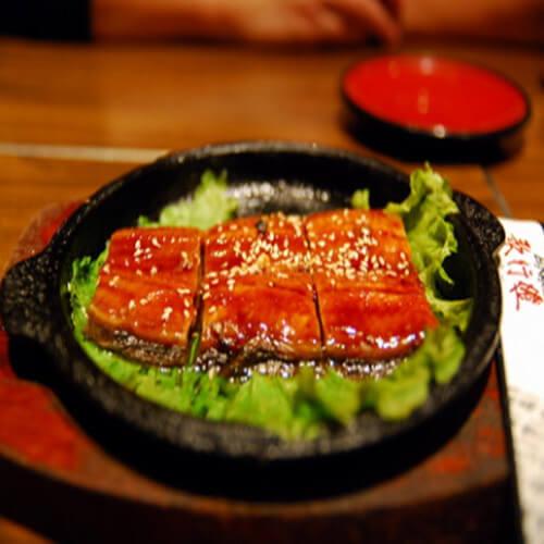 锡纸烤鳗鱼