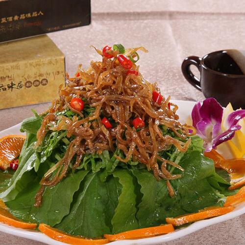 丁香鱼油麦