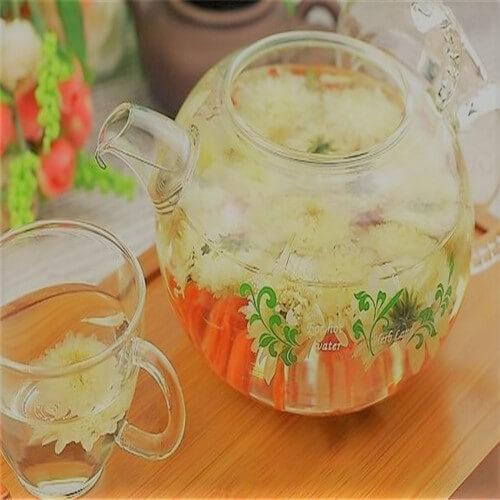 菊花养生茶