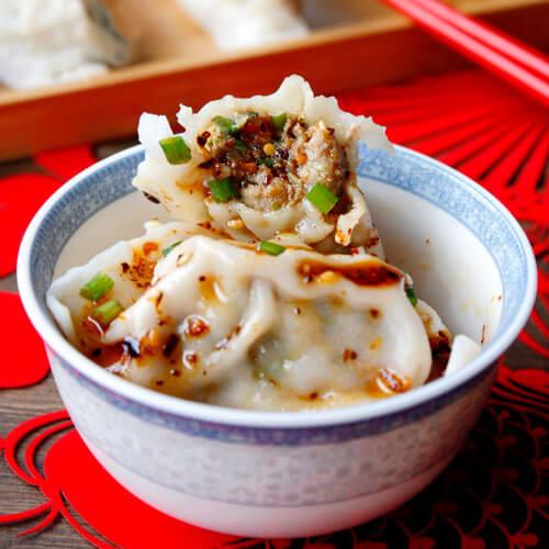 牛肉大水饺