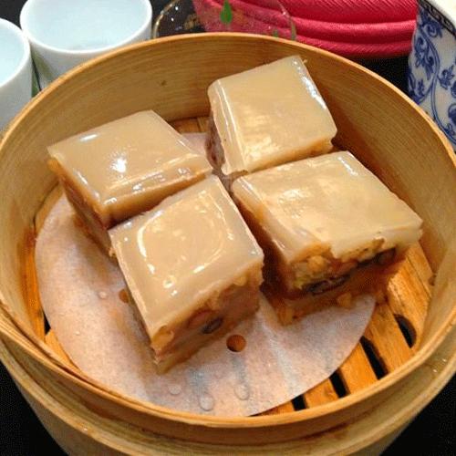 七夕杂粮糕