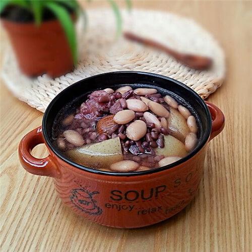 白扁豆猪骨汤