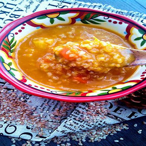 糙米养生粥