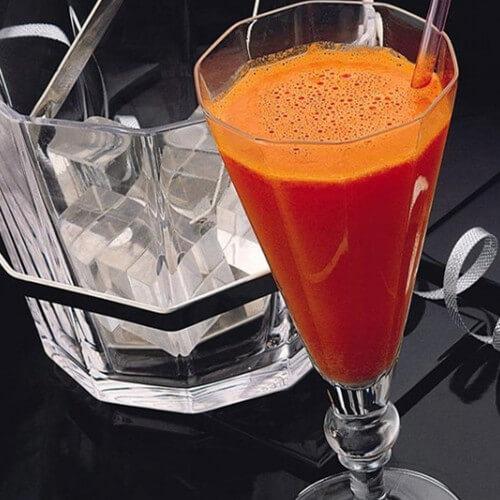 百香火龙果果汁