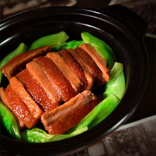南乳芋头炆猪肉