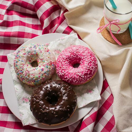 甜甜圈视频版