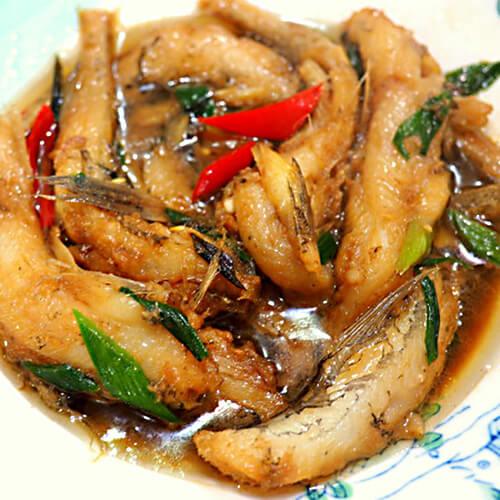 酱油水丝丁鱼