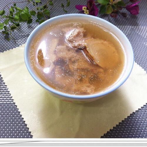 红参三七瘦肉汤