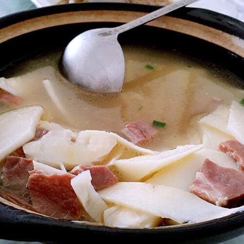 火腿竹笋汤