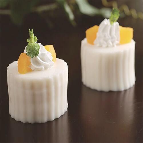 养颜美白香滑细腻的椰汁糕