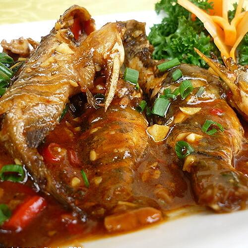 红烧黄姑鱼