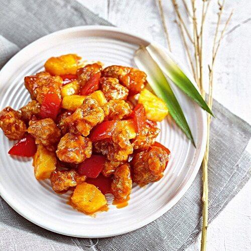 菠萝咕咾肉-简单版