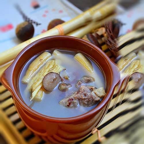补气降糖的北芪黄鳝汤