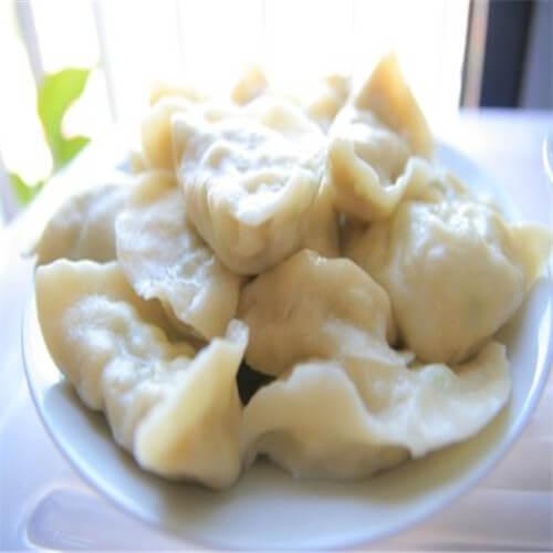 葫芦肉水饺