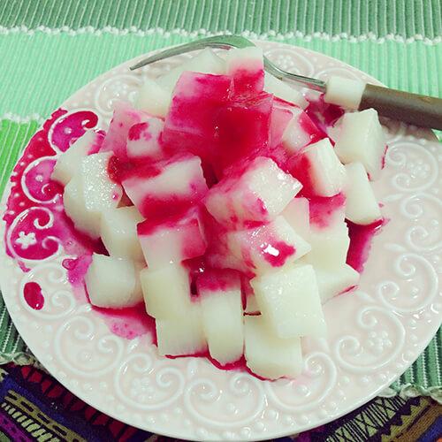 糖拌仙人掌