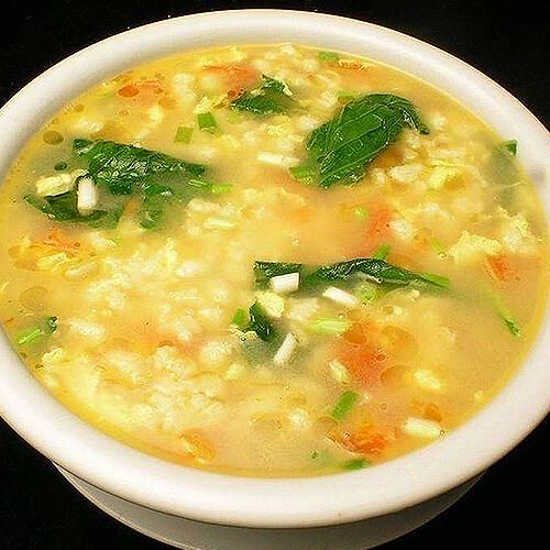 杂蔬疙瘩汤
