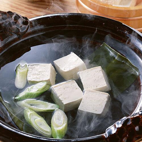 裙带菜豆腐汤