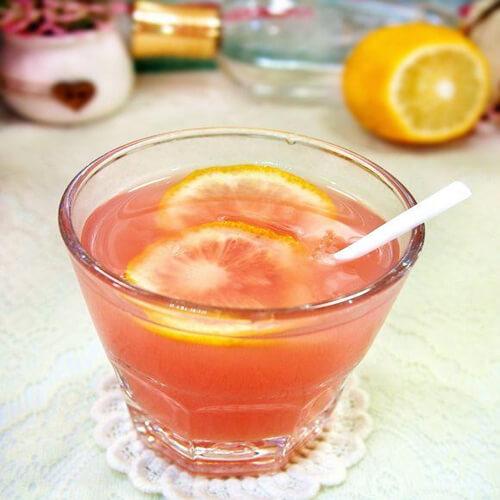 葡萄柠檬汁