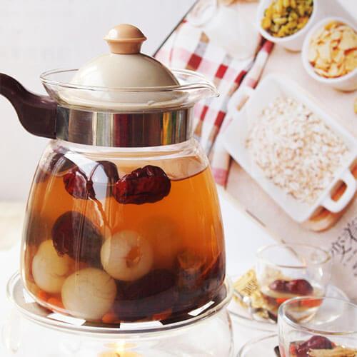 蜂蜜双枣茶