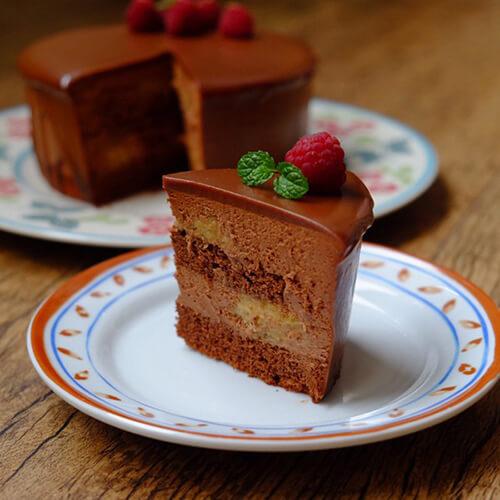 焦糖巧克力麦芬
