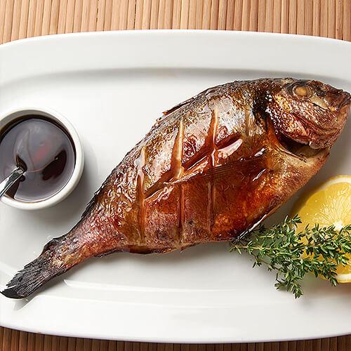 新奥尔良风味烤鱼