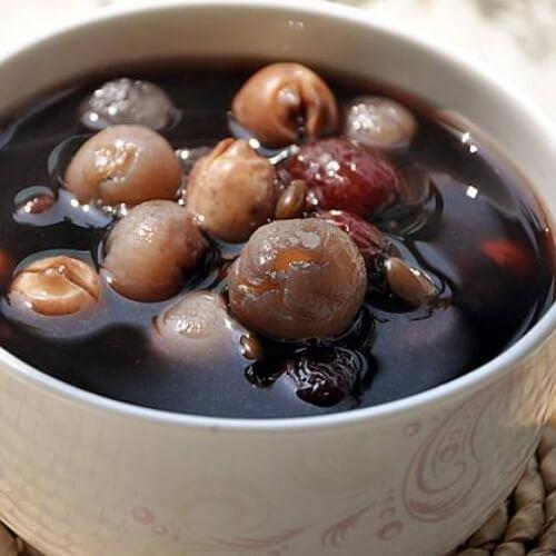 红豆孢子莲汤