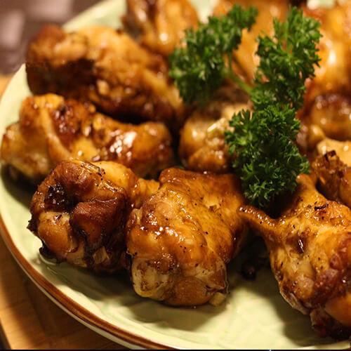 美味的香茅鸡
