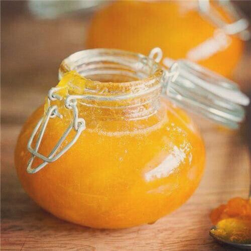 金橘柠檬酱