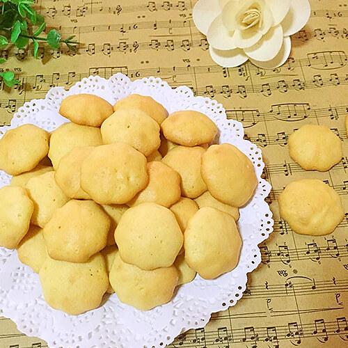 鹅蛋黄海绵饼干